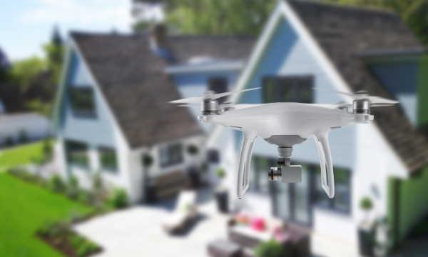 Drohne Makler Fürth